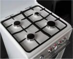 Дизайн-модель газовой плиты (окрашенные стереолитографические детали 3D Systems)
