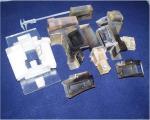 Макет пресс-формы и мастер-модели для изготовления металлополимерной пресс-формы (стереолитография 3D Systems)