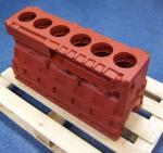 Блок цилиндров 263Б